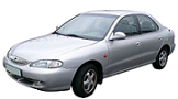 Hyundai Elantra (95-98), (98-00)