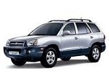 Hyundai Santa Fe (01-06), Classic ТаГаз (08-)