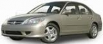 Honda Civic 7 (03-05) седан