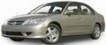 Honda Civic 7 (03-05) седан