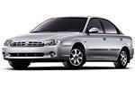Kia Sephia 1 (95-97), Sephia 2 (97-00)