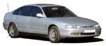 Mazda 626 (5/92-7/97) GE