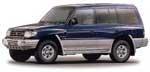 Mitsubishi Pajero 2 (4/91-8/99)