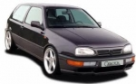 Volkswagen Golf 3 (11/91-09/97) 1H