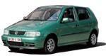 Volkswagen Polo Classic (94-00) 6KV2