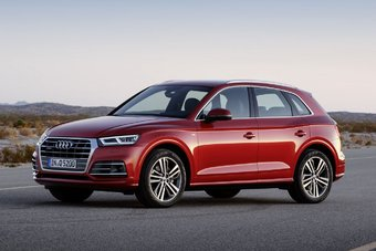 Audi Q5 запчасти