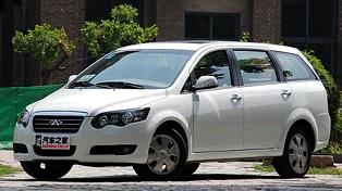 Китайский автомобиль Chery Cross Easter